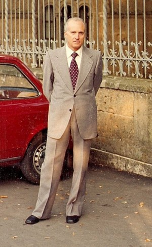 Ronciglione - Il maestro Antonio Pieri