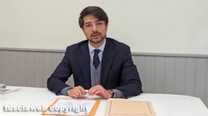 Il consigliere regionale Ncd Daniele Sabatini