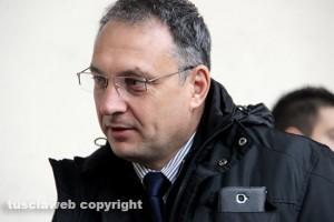 Il presidente provinciale Sap, Giovanni Coscetti