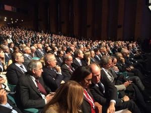 Roma - Assemblea generale di Unindustria