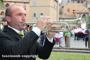 Il maestro Antonio Moretti