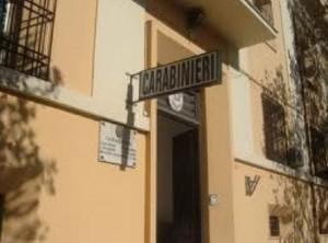 La stazione dei carabinieri di Civitavecchia