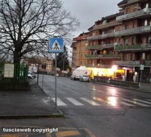 Viterbo - Via Carlo Cattaneo