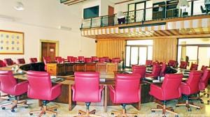 Il consiglio provinciale stamani