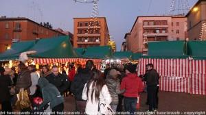 Il mercatino di Natale al Sacrario
