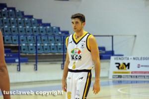 Basket - Stella azzurra - Sebastiano Manetti