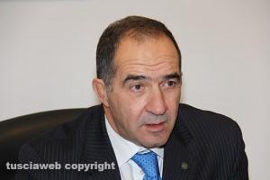 Il questore Lorenzo Suraci