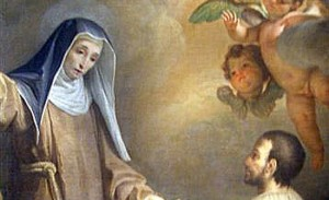 Santa Giacinta Marescotti