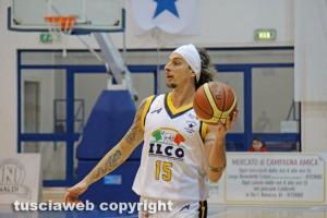 Sport - Basket - Stella azzurra - Fabio Marcante