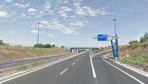 Superstrada - Lo svincolo di Bagnaia