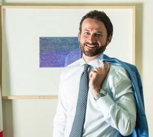 Fausto Bianchi, presidente giovani imprenditori