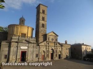 Bolsena - Chiesa di santa Cristina