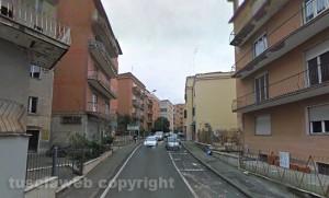 Viterbo - Via Vicenza