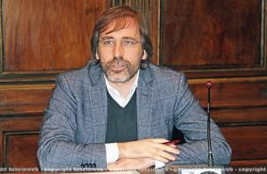Simone Petrangeli, sindaco di Civitavecchia
