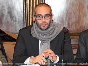 Antonio Cozzolino, sindaco di Civitavecchia