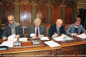 Civiter - La firma del protocollo d'intesa