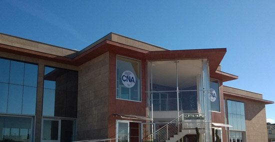 Viterbo - La sede della Cna Sostenibile