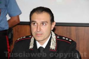 L'ex capitano di Tuscania Massimo Cuneo