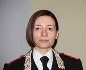 Carabinieri - La tenete Annarita D'Ambrosio