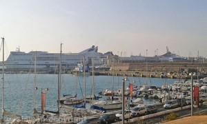 Civitavecchia - Il porto