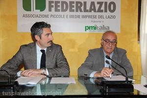 Federlazio - Giuseppe Crea e Giovanni Calisti