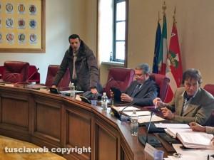 Il consiglio provinciale