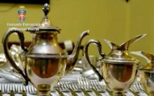 Carabinieri - Operazione Silver and gold