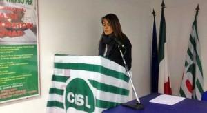 Brunella Marconi, segretario provinciale Cisl Scuola