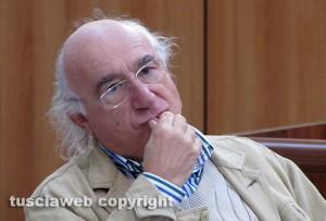 Lo psichiatra Giovanni Battista Traverso
