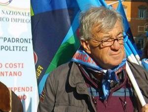 Angelo Sambuci, segretario Uil Fpl
