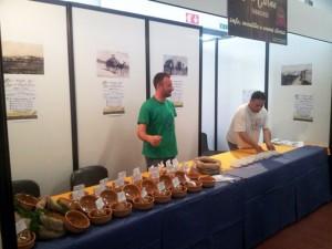 Gli organizzatori della Sagra del fagiolo carne di Fabrica di Roma