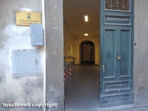 Viterbo - L'ufficio tributi del comune