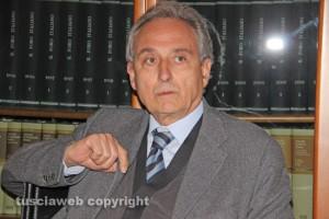 L'avvocato Enrico Mezzetti