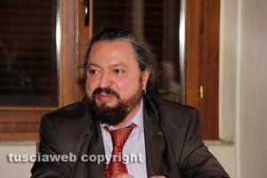 Lino Rocchi, direttore dell'Aci Viterbo