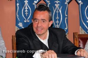 Sergio Orlandi, assessore all'Agricoltura, Industria e finanziamenti europei