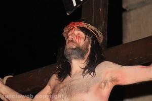 Bagnaia - Venerdì santo - La processione del Cristo morto