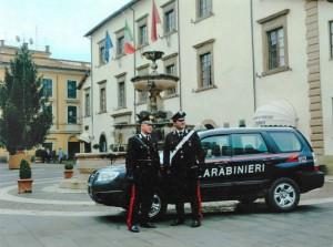 I carabinieri di Ronciglione
