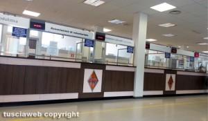 Viterbo - Gli sportelli alla Cittadella della salute