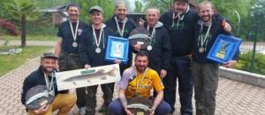 L'Aps lago di Vico premiata a ComoL'Aps lago di Vico premiata a Como