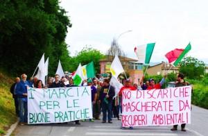 Corchiano - La marcia Borghetto –Lucciano