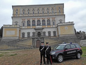 I carabinieri di Caprarola