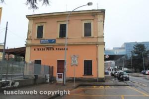 Viterbo - Stazione di porta Romana