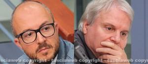 Mauro Rotelli e Mario Rossi