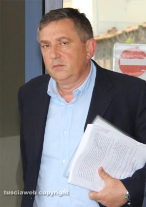 Inchiesta rifiuti - Maurizio Tonnetti (Viterbo Ambiente)