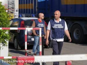 """Viterbo - Operazione """"Vento di maestrale"""" - Il blitz di carabinieri e polstrada a Casale Bussi"""