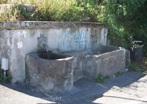 La fontana del Roncone