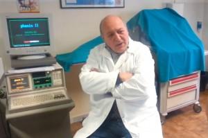 Il neurologo Antonio Costantini