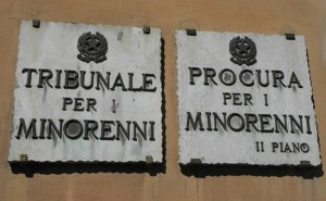 Il tribunale dei minori di Roma