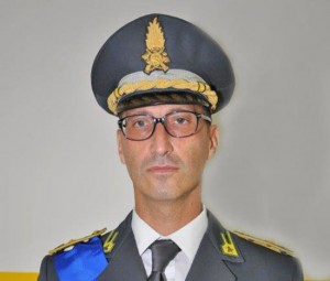 Emiliano Sessa, comandante polizia tributaria