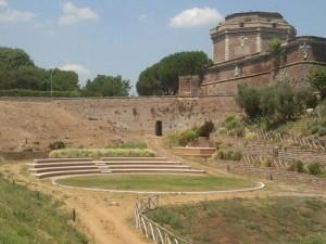 L'anfiteatro Falerii Veteres